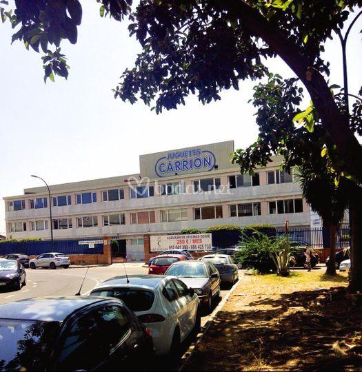Foto exterior oficina
