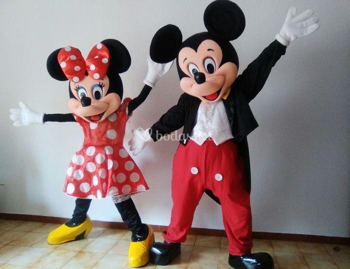 Los ratones alegres