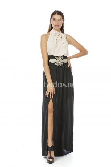 Conjunto falda + top