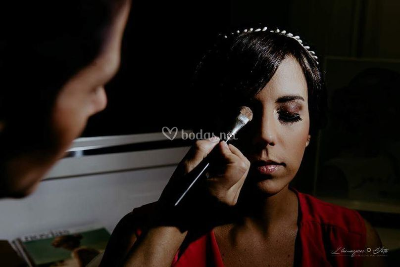 Makeup de novia