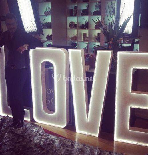Love en gigante