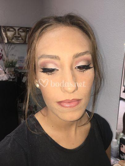 Maquillaje para invitada