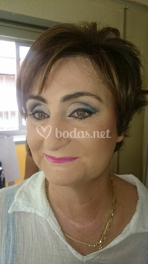 Maquillaje para madrina