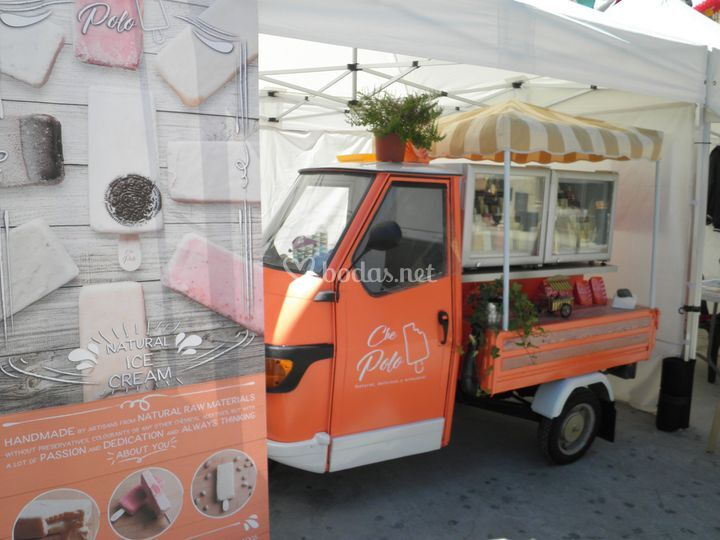 Food truck Che Polo