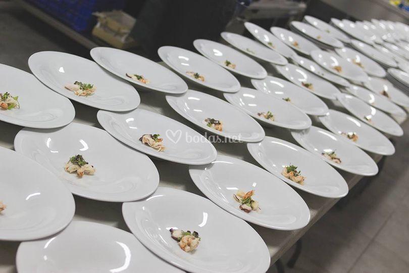 Pase del banquete