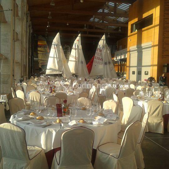 Banquetes exteriores