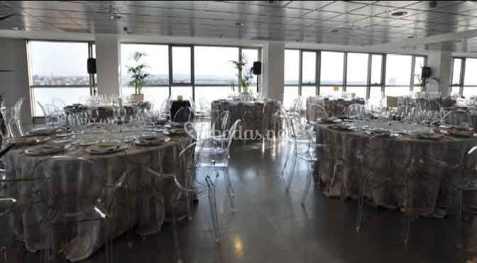 Salas para bodas