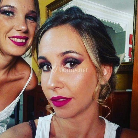 Maquillaje PARA damas