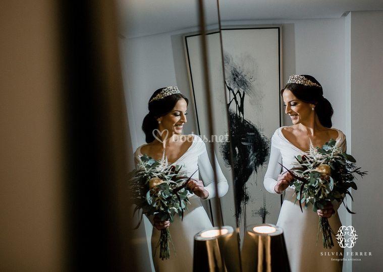 Vestido de novia Pret a Emporter