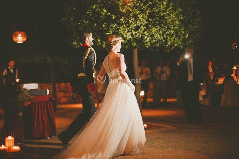 Vestido boda pret a emporter