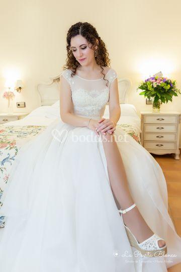 Vestido de Novia Pret A Emport