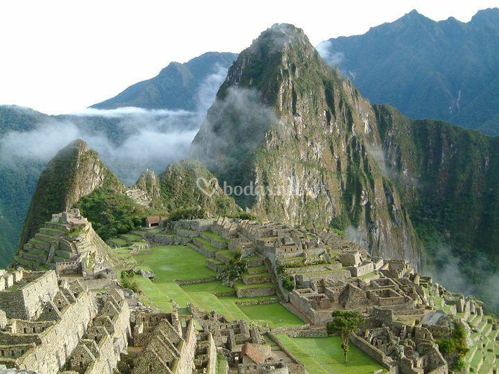 Machu Pichu ,Peru