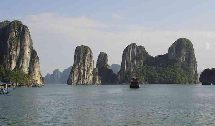 Bahía de Ha Long,Vietnam