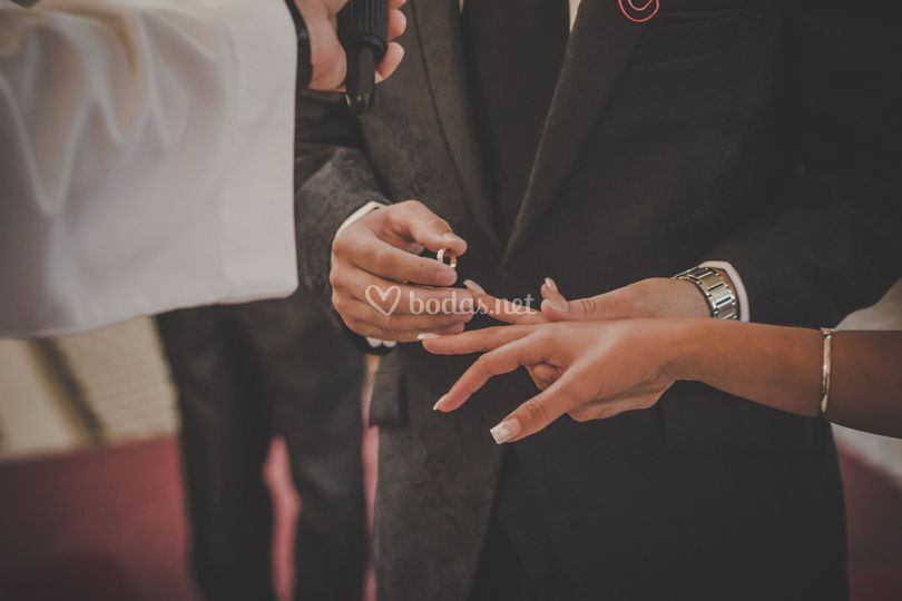 Colocacion anillo