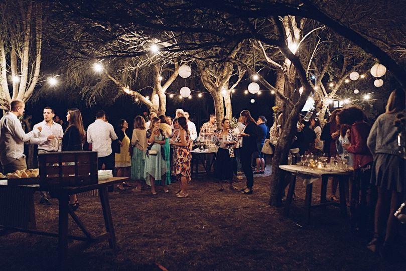Ambiente en la bodas