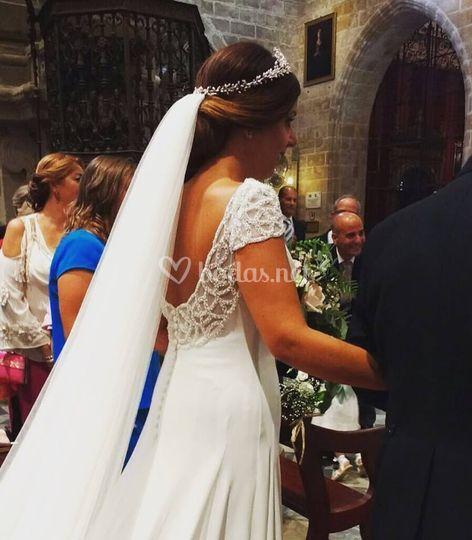 En la boda