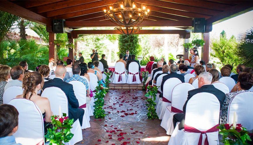 Ceremonia Y Protocolo Oficiantes Bodas Civiles