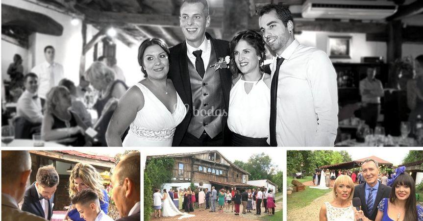 Collage de varios momentos