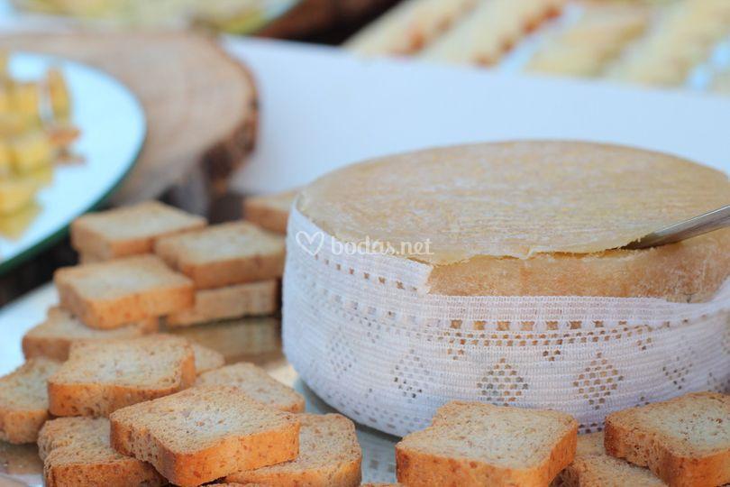 Córner de queso - DJR