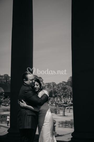 C+J | Boda en Golden Gate Park