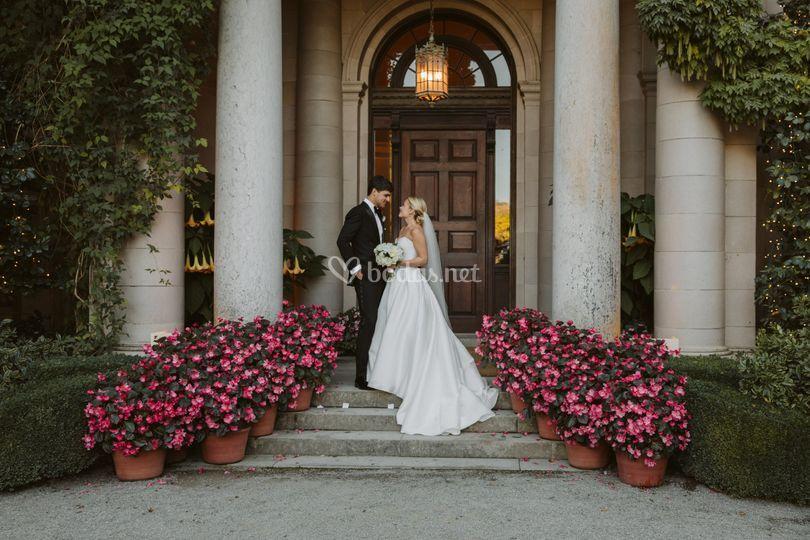 M+J boda ensueño en California