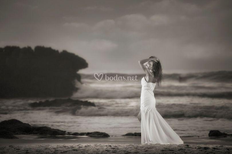 La novia y el mar