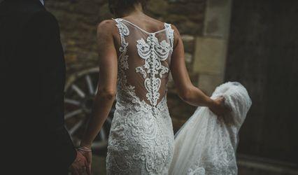 La boda de Alex y Berta