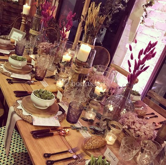 Banquete único