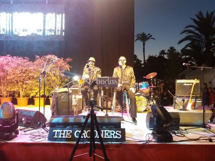 Actuación en vivo
