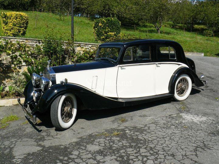 Rolls Royce(1937) 25/30
