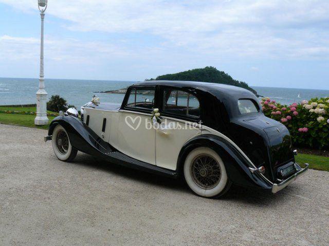 Rolls Royce (1937) 25/30