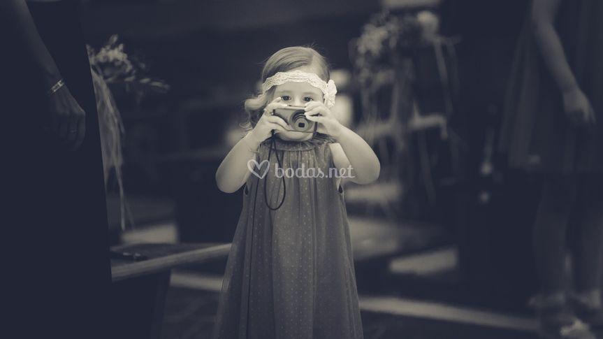 La mejor fotógrafa
