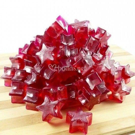 Jabón glicerina aroma cereza