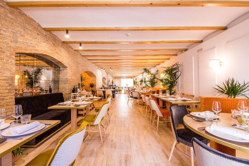 Restaurante María de la O