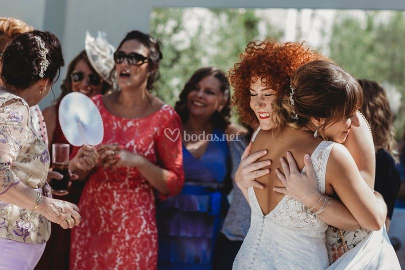 La mejor amiga de la novia
