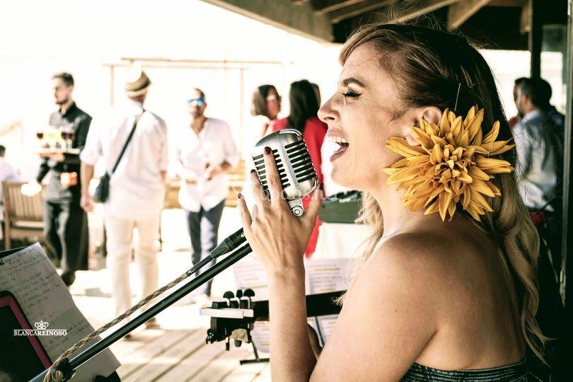 Cantante Boda Cádiz