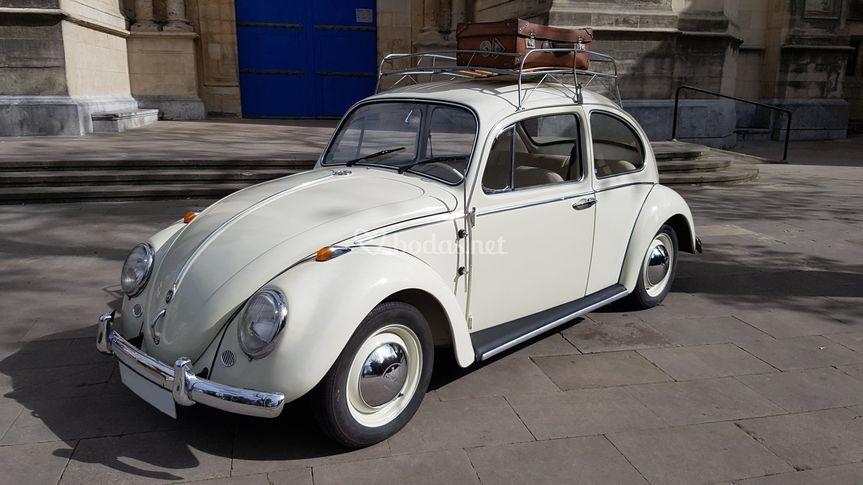 VW Escarabajo 1963