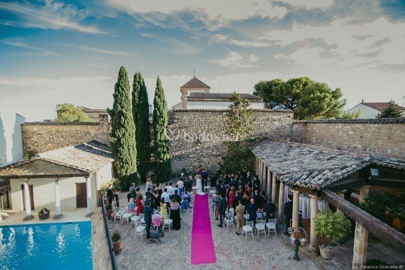 Palacio de los Medinilla - Delicias Jaén