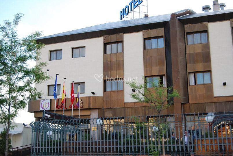 Exterior Hotel Aida