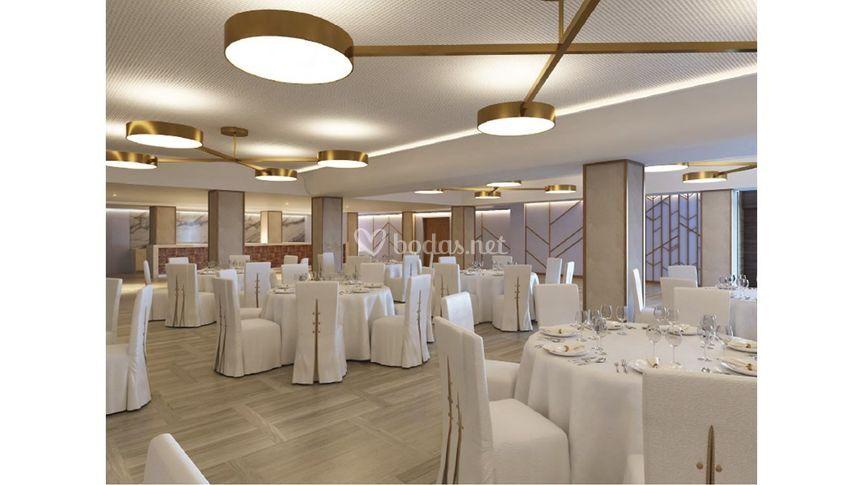 Nuevo salón granadella