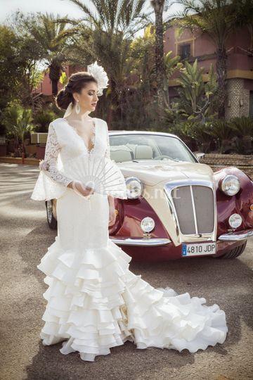 Elegancia para la boda