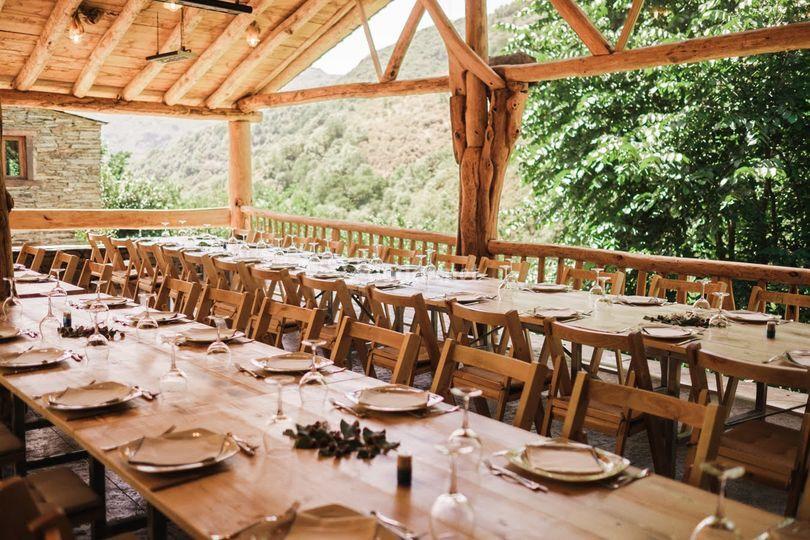 Cenador palleira
