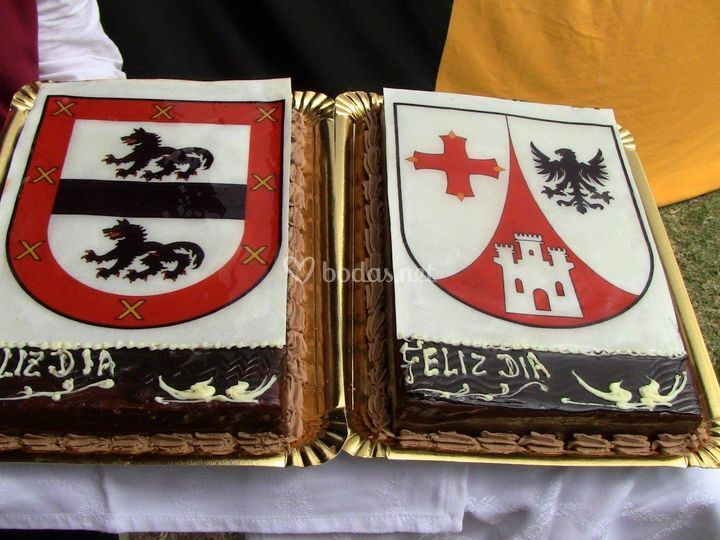 La tarta medieval