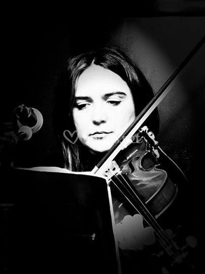 Violinista/Cantante