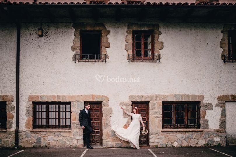Fotógrafo bodas Navarra