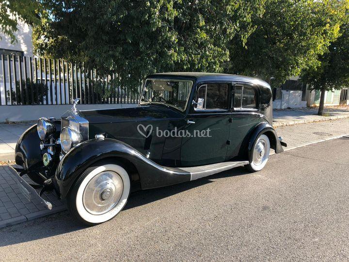 Rolls Royce 25/30
