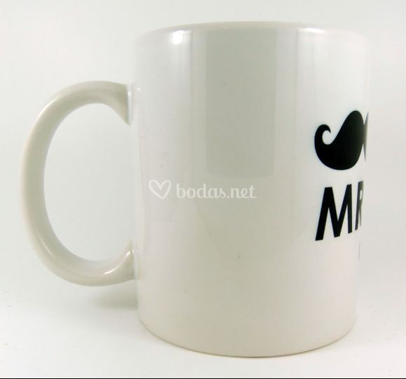 Taza personalizada Mr