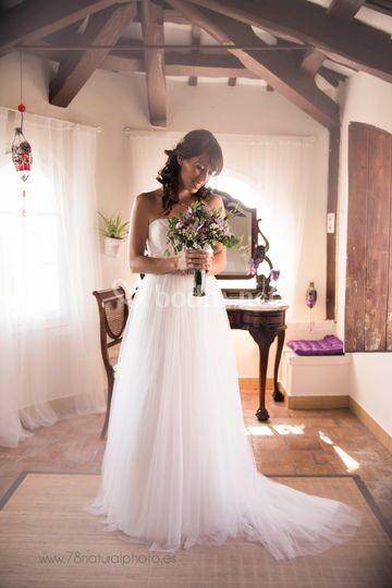 La casita de la novia