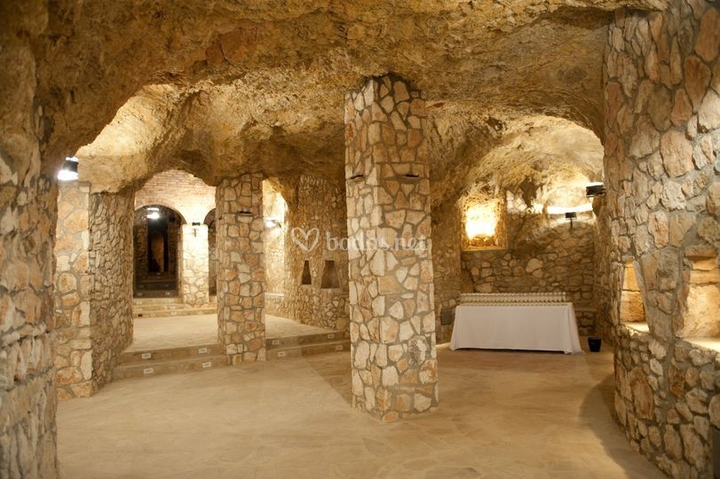 Cuevas mas bronat wine resort