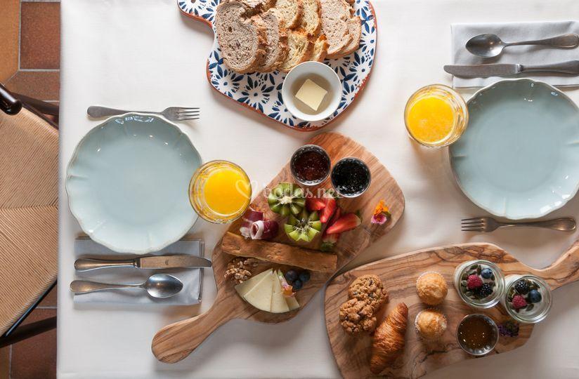 Desayuno del Presidente
